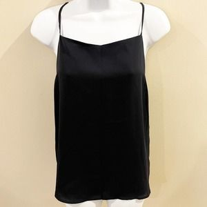 Ann Taylor Loft Camisole Top Medium Petite